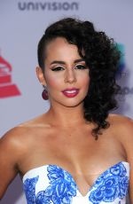 RAQUEL SOFIA at 2015 Latin Grammy Awards in Las Vegas 11/18/2015
