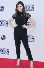 REBECCA BLACK at 2015 American Music Awards in Los Angeles 11/22/2015