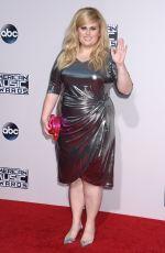 REBEL WILSON at 2015 American Music Awards in Los Angeles 11/22/2015