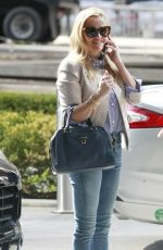 REESE WITHERSPOON Arrives at a Meeting in Century City 11/05/2015