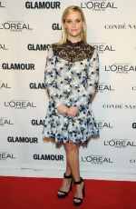 REESE WITHERSPOON at Glamour