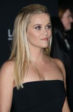 REESE WITHERSPOON at LACMA 2015 Art+Film Gala Honoring James Turrell and Alejandro G Inarritu in Los Angeles 11/07/2015