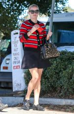 REESE WITHERSPOON Heading to a Nail Salon in Beverly Hills 11/06/2015