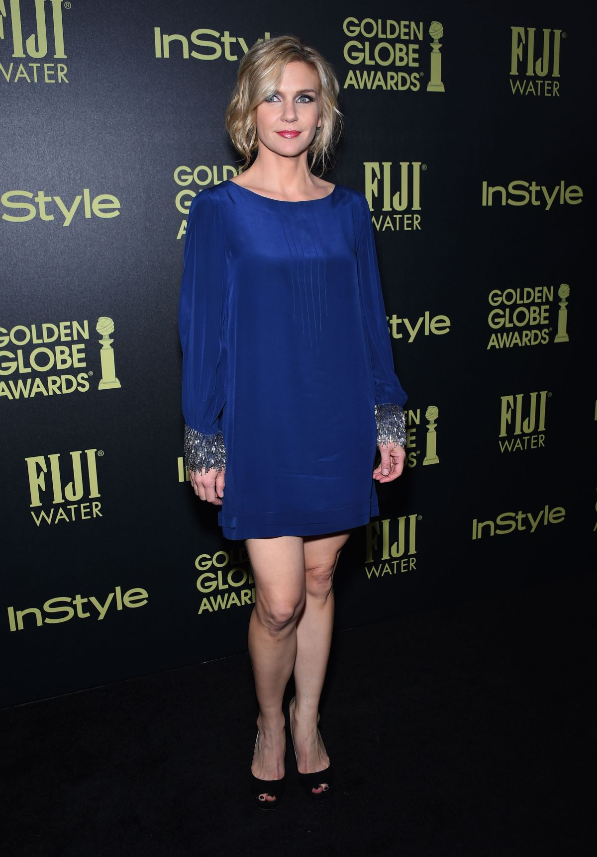 RHEA SEEHORN at hfpa and Instyle Celebrate 2016 Golden Globe Award Season in West Hollywood 11/17/2015