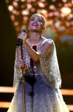 RITA ORA at Bambi Awards 2015 in Berlin 11/12/2015