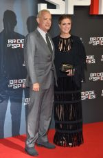RITA WILSON at Bridge of Spies Premiere at Zoo Palast in Berlin 11/13/2015