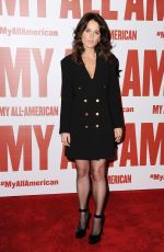 ROBIN TUNNEY at My All American Premiere in Los Angeles 11/09/2015