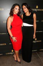 ROSARIO DAWSON and DASCHA POLANCO at Courvoisier Cognac's Exceptional Journey Party at Industria Superstudio 11/12/2015