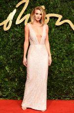 ROSIE HUNTINGTON-WHITELEY at 2015 British Fashion Awards in London 11/23/2015