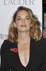RUTH WILSON at Harper's Bazaar Women of the Year Awards in London 11/03/2015