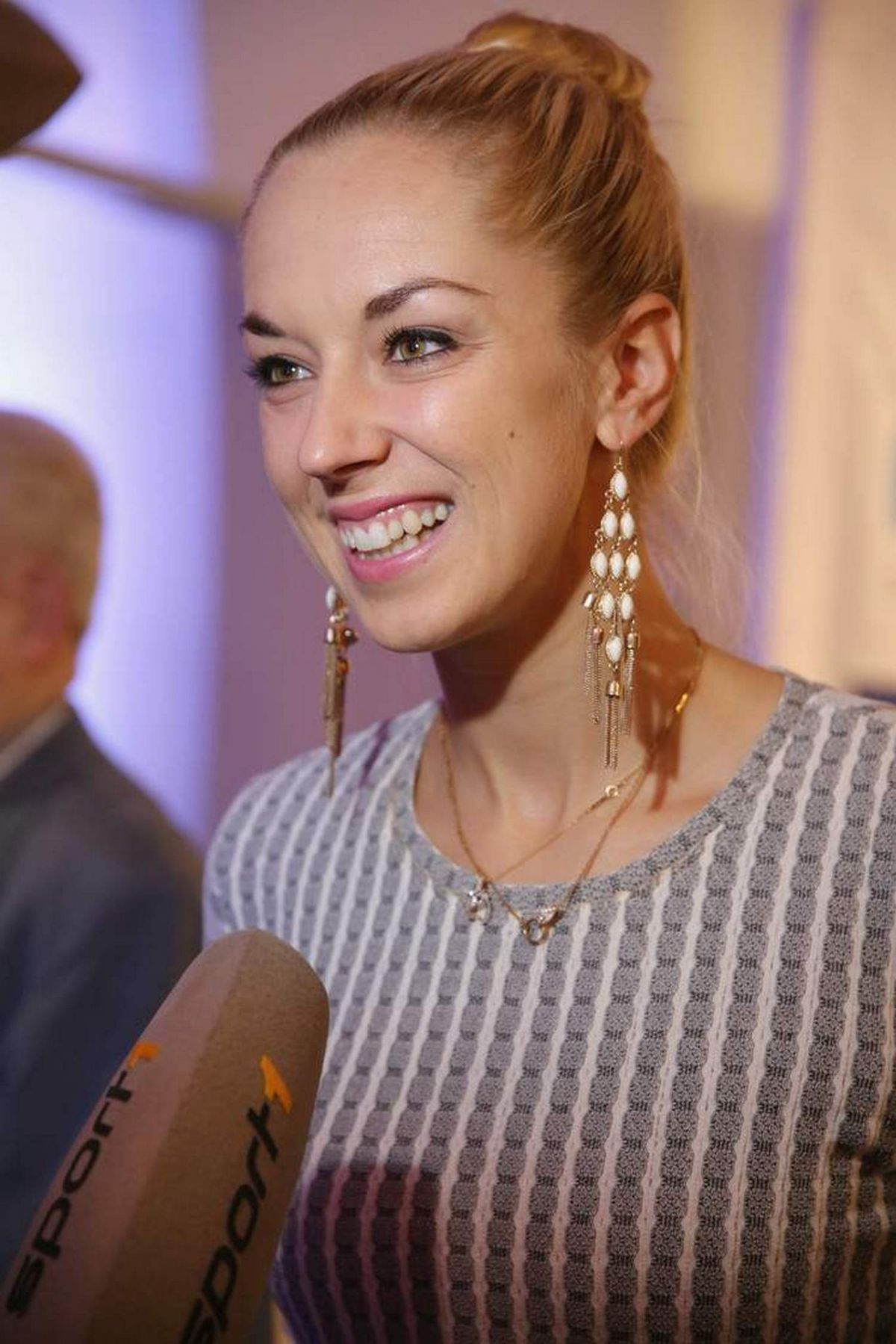 SABINE LISICKI at 70 Years Sid Celebration in Cologne 10 ...