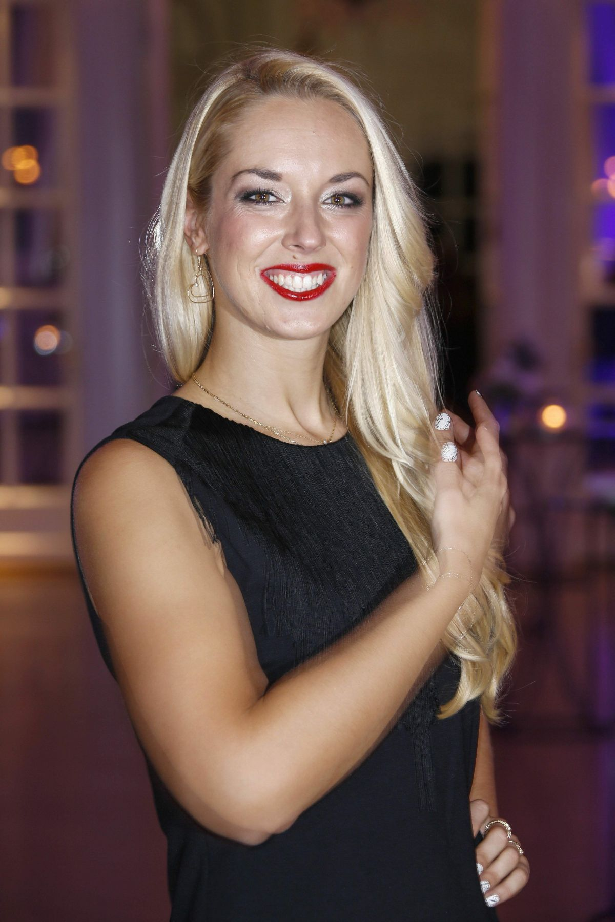 SABINE LISICKI at Shoe Step of the Year Awards in Germany ...