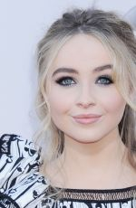 SABRINA CARPENTER at 2015 American Music Awards in Los Angeles 11/22/2015