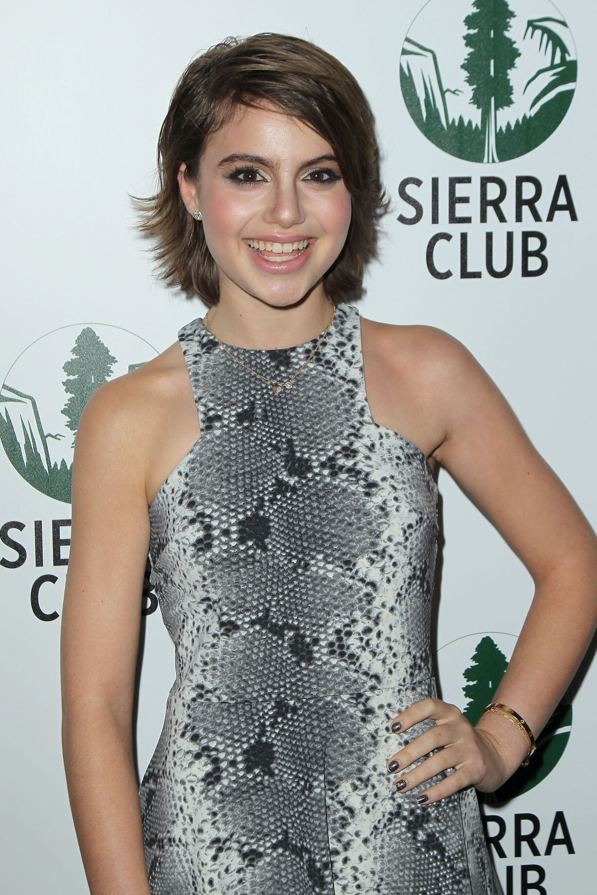 SAMI GAYLE at Sierra Club's Act in Paris a Night of Comedy and Climate Action in New York 11/11/2015