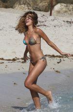 SANDRA KUBICKA in Bikini at a Beach in Miami 11/04/2015