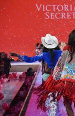 SANNE VLOET at Victoria's Secret 2015 Fashion Show in New York 11/10/2015