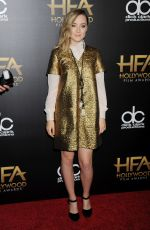 SAOIRSE RONAN at 2015 Hollywood Film Awards in Beverly Hills 11/01/2015