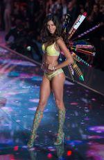 SARA SAMPAIO at Victoria's Secret 2015 Fashion Show in New York 11/10/2015