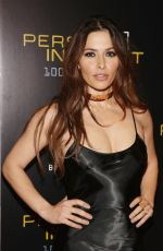 SARAH SHAHI at Person of Interest 100th Episode Celebration in New York 11/07/2015