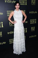 SARAH SILVERMAN at hfpa and Instyle Celebrate 2016 Golden Globe Award Season in West Hollywood 11/17/2015