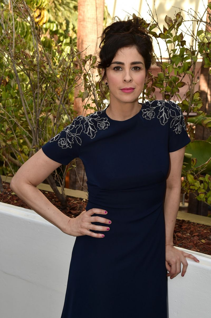 SARAH SILVERMAN at Indie Contenders Roundtable at 2015 AFI Festin Hollywood 11/08/2015