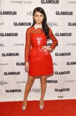 SELENA GOMEZ at Glamour's 25th Anniversary Women of the Year Awards in New York 11/09/2015