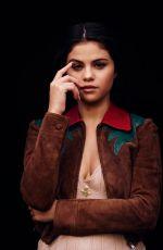 SELENA GOMEZ in Instyle Magazine, UK January 2016 Issue