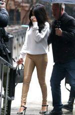 SELENA GOMEZ Leaves 2015 Victoria