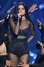 SELENA GOMEZ Performs at American Music Awards 2015 11/22/2015