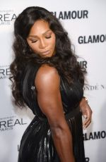 SERENA WILLIAMS at Glamour