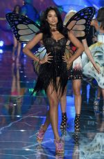 SHANINA SHAIK at Victoria's Secret 2015 Fashion Show in New York 11/10/2015
