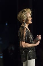 SHARON STONE at Celebration of Hope Event by Planet Hope Foundation 11/06/2015