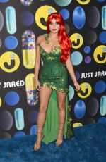 SHAY MITCHELL at Just Jared Halloween Party in Hollywood 10/31/2015
