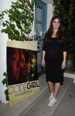 SHIRI APPLEBY at Google Made With Code Party in Honor of Codegirl 11/01/2015