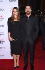 SIBI BLAZIC at AFI Fest 2015 Closing Night Gala: The Big Short Premiere in Hollywood 11/12/2015
