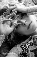 SIENNA MILLER in Marie Claire Magazine, October 2015 Issue