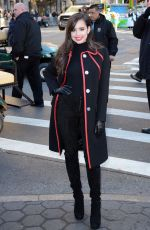 SOFIA CARSON at 89th Annual Macy
