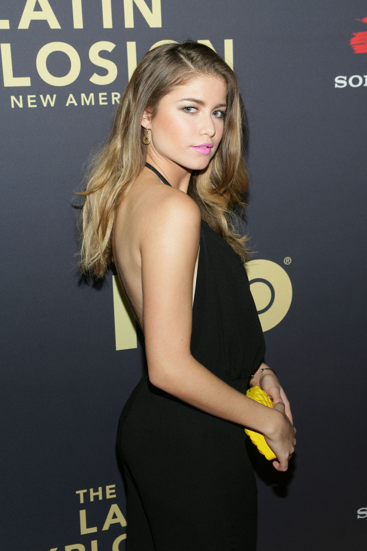 SOFIA REYES At The Latin Explosion A New America Las