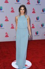 SOFIA REYES at 2015 Latin Grammy Awards in Las Vegas 11/18/2015