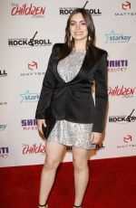 SOPHIE SIMMONS at The Children Matter.ngo 1st Annual Gala in Beverly Hills 11/07/2015