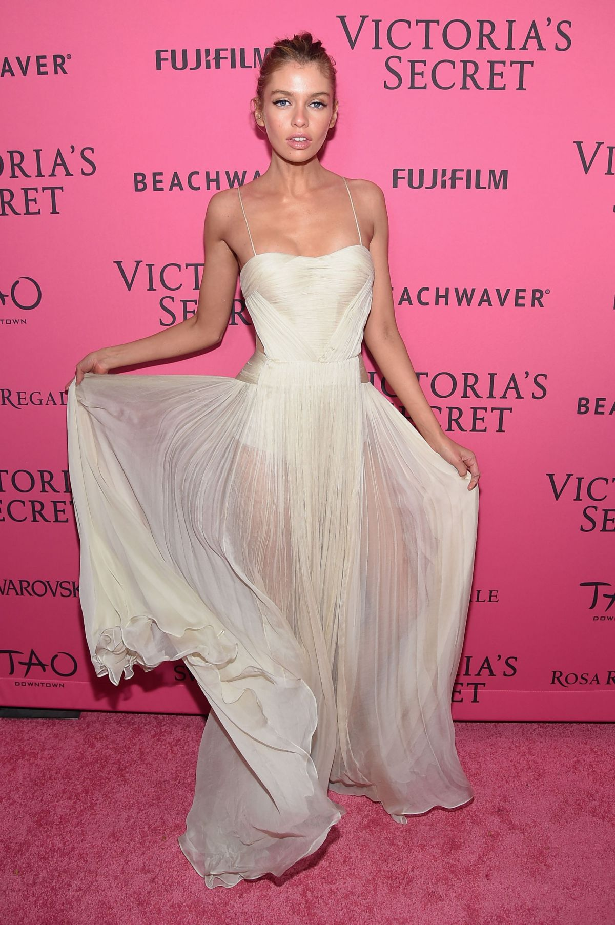 STELLA MAXWELL at Victoria's Secret 2015 Fashion Show After Party 11/10/2015