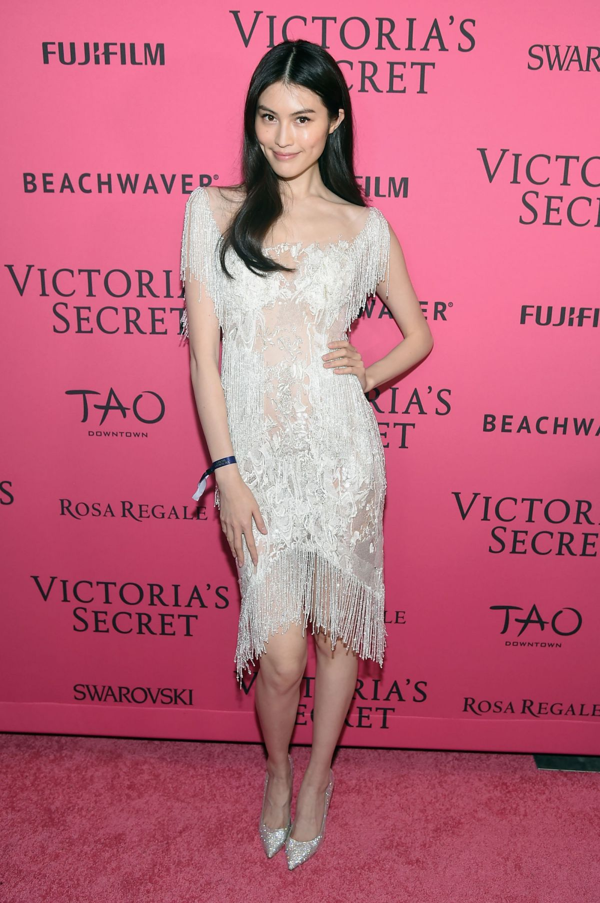 SUI HE at Victoria's Secret 2015 Fashion Show After Party 11/10/2015