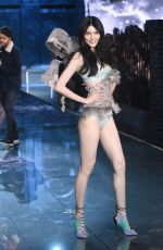 SUI HE at Victoria's Secret 2015 Fashion Show in New York 11/10/2015