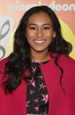 SYDNEY PARK at 2015 Nickelodeon Halo Awards in New York 11/14/2015
