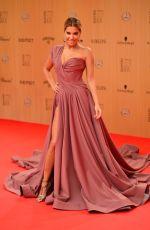 SYLVIE MEIS at Bambi Awards 2015 in Berlin 11/12/2015