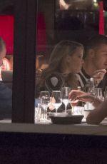 SYLVIE MEIS at Grill Royal Restaurant in Berlin 11/04/2015