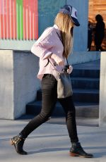 TAISSA FARMIGA Out and About in West Hollywood 11/19/2015