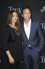 TALISA SOTO at Trumbo Premiere in Beverly Hills 10/27/2015