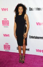 TARAJI P. HENSON at VH1 Big in 2015 With Entertainment Weekly Awards in West Hollywood 11/15/2015