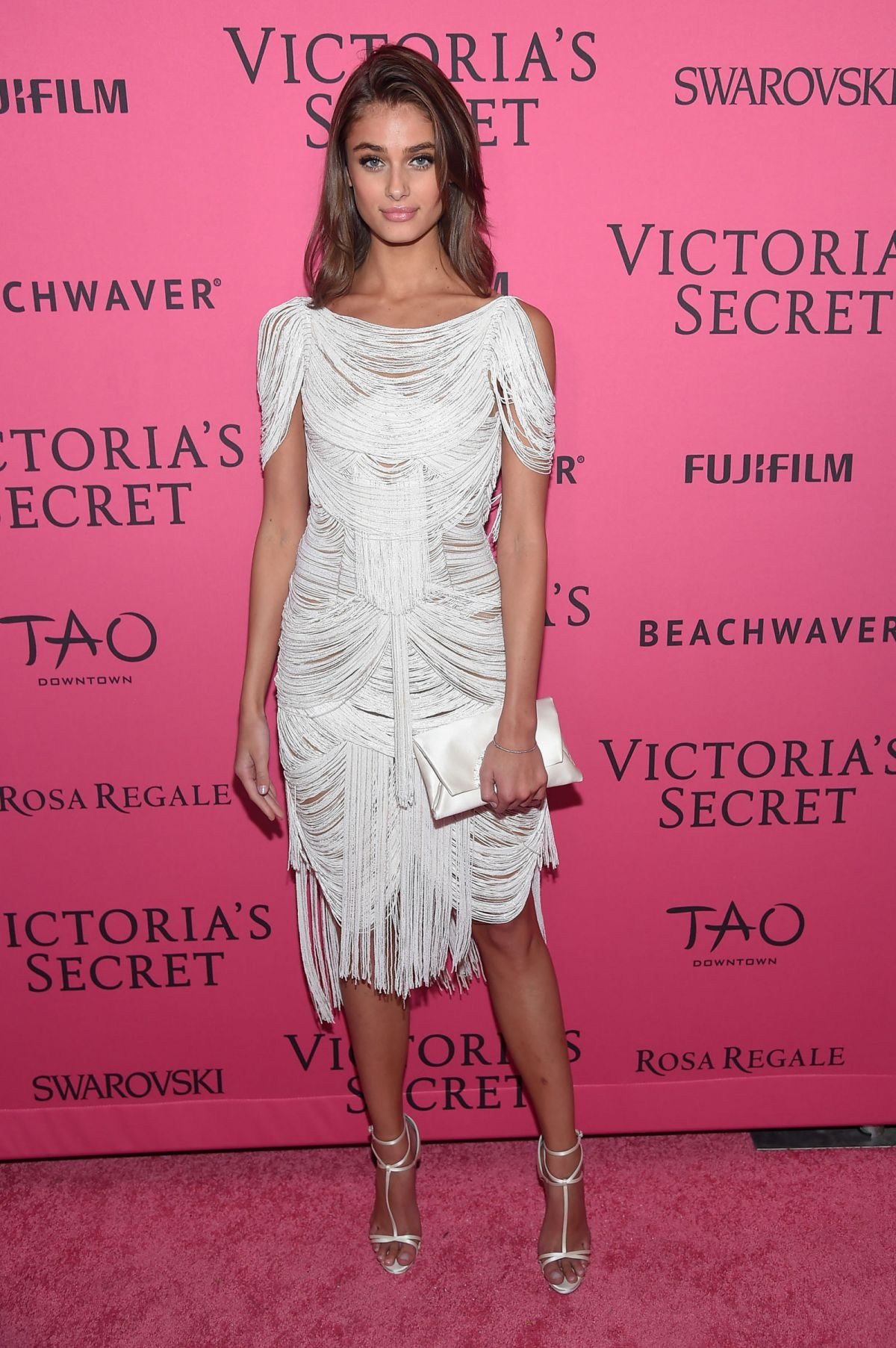 TAYLOR HILL at Victoria's Secret 2015 Fashion Show After Party 11/10/2015
